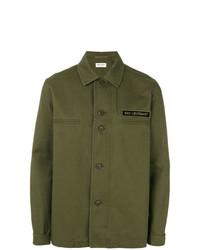 Saint Laurent Military Shirt