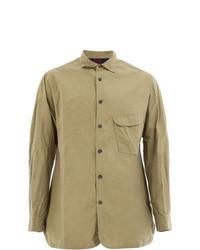 Ziggy Chen Pocket Shirt