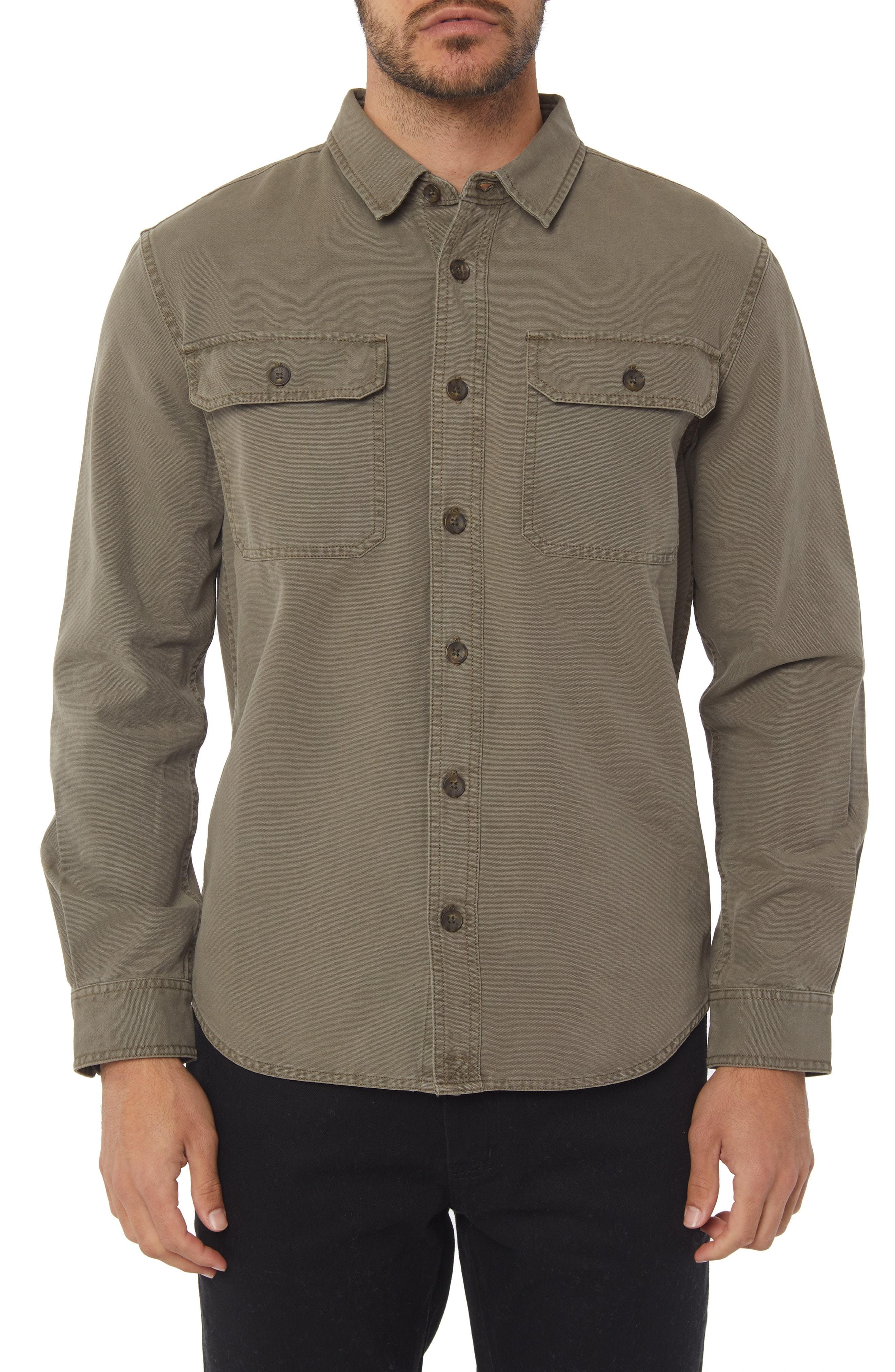 aae43199c2c Seasons Long Sleeve Sport Shirt