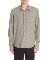 Silk shirt medium 8672044