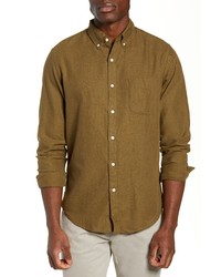 J.Crew Slim Fit Neppy Twill Sport Shirt