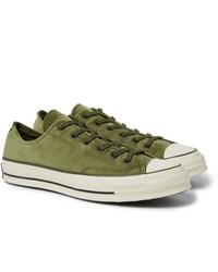 Converse Chuck 70 Ox Velvet Sneakers