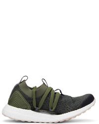 adidas by Stella McCartney Green Navy Ultraboost X Sneakers