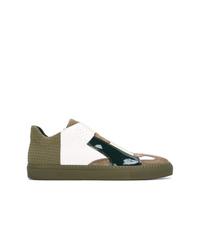 MM6 MAISON MARGIELA Panelled Sneakers