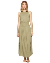 Roxy Get Sexy In Havana Maxi Dress Dress