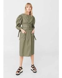 Maxi buckled dress medium 5025573