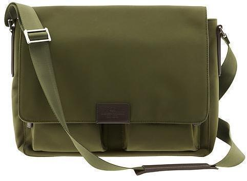 24adcb3634c3 ... Banana Republic Karter Nylon Messenger Bag ...