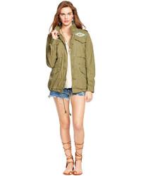 Denim & Supply Ralph Lauren Beaded Field Jacket