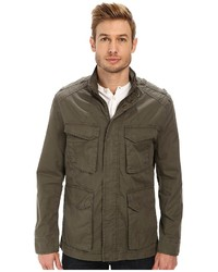 Marc New York By Andrew Marc Edison Washed Cotton Four Pocket Field Jacket