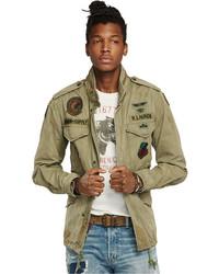 Geschicktes Design 2019 echt Dauerhafter Service Denim & Supply Ralph Lauren Men's Military Jackets from ...