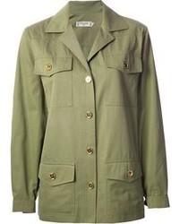 Celine Cline Vintage Military Style Jacket