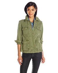 Sanctuary Clothing Troop Twill Jacket