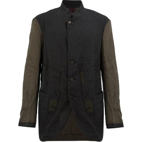 Ziggy Chen Contrast Sleeves Jacket