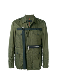 DSQUARED2 D Ring Military Jacket