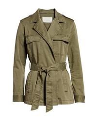 Hinge Feminine Utility Jacket