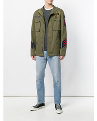 History Repeats Field Jacket
