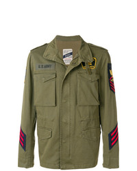 History Repeats Field Jacket