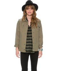 RVCA Global Stream Military Jacket