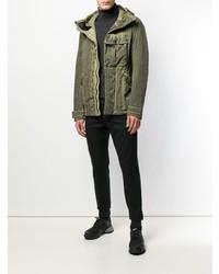 CP Company Goggle Hooded Military Jacket
