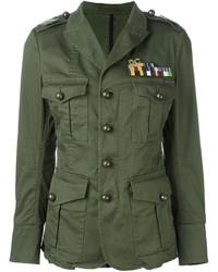 Golden arrow military jacket medium 741198