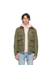 Belstaff Green Castmaster Jacket