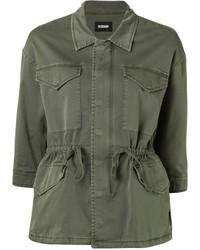 Hudson Sienna Military Jacket