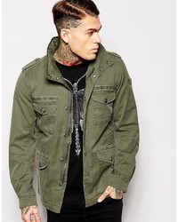 Men's Military Jackets by Diesel | Men's Fashion