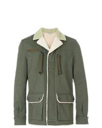 Valentino Lamb Jacket