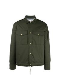 Moncler Gamme Bleu Lightweight Jacket