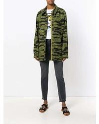 MiH Jeans Military Jacket