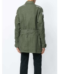 Off-White Military Jacket