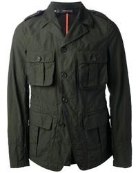 Military style jacket medium 302984