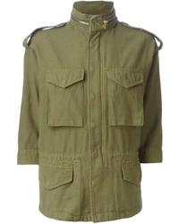 Nlst Military Jacket