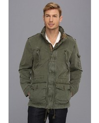Lucky Brand Northstar Military Jacket Apparel