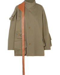 Loewe Oversized Med Cotton Jacket