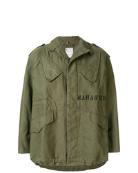 Maharishi Oversized Military Jacket