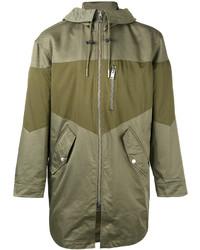 Panelled military jacket medium 3661338