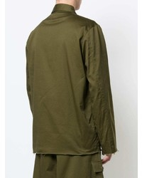 Kidill Patch Military Jacket