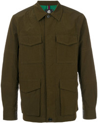 Paul Smith Ps By Military Jacket