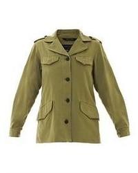 Rag and Bone Rag Bone Carrier Military Cotton Jacket
