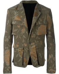 Haider Ackermann Raquel Military Jacket