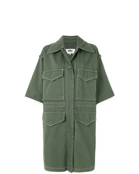 Short sleeve cargo coat medium 8124470