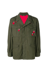 Gucci Spiritismo Military Jacket