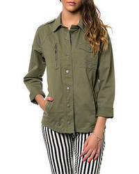 RVCA The Global Stream Military Jacket