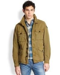 Diesel Twill Military Jacket