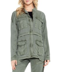 Vince Camuto Two By Twill Cargo Jacket