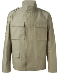 Valentino Military Jacket