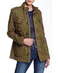 Lucky Brand Ventura Military Jacket