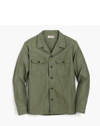 Wallace barnes military shirt jacket medium 6740866