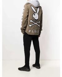 Philipp Plein X Playboy Bunny Jacket